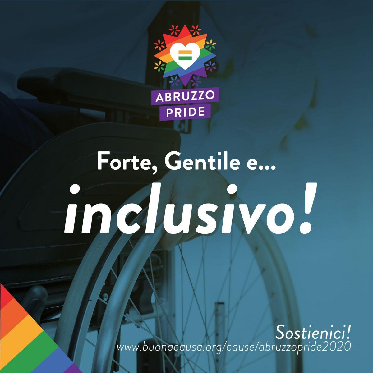 Forte, Gentile e... inclusivo